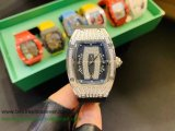 RMGR Richard Mille RM007 Automatic Diamonds Female RMWR6