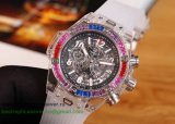 Replica Hublot Big Bang Unico Working Chronograph Diamonds HTGR15