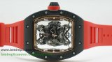 Richard Mille RM50-27-01 Carbon Fiber Automatic RMG43