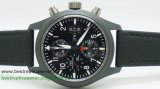 IWC Pilot Asia Valjoux 7750 Automatic Working Chronograph ICGG139