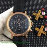 Replica Patek Philippe Working Chronograph Moonphase PPGR61
