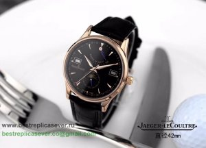 Replica Jaeger LeCoultre Automatic Power Reserve Moonphase JLGR10