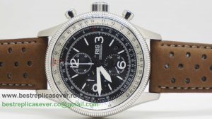 Oris Working Chronograph Cuir OSG21