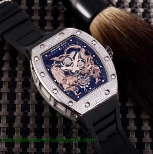 RMGR Richard Mille RM51-01 Automatic Diamonds RMGR64