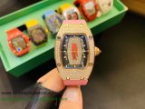 RMGR Richard Mille RM007 Automatic Diamonds Female RMWR2