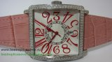 Franck Muller Master Square Diamonds Bezel Quartz FMG14