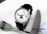 Replica Jaeger LeCoultre Automatic Power Reserve Moonphase JLGR07