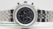Breitling Bentley Working Chronograph S/S BGG265