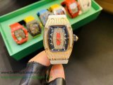 RMGR Richard Mille RM007 Automatic Diamonds Female RMWR3