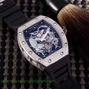 RMGR Richard Mille RM51-01 Automatic Diamonds RMGR63
