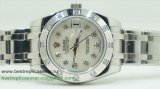 Rolex Date Just Automatic S/S Sapphire RXW36