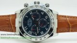 Rolex Daytona Asia Valjoux 7750 Automatic Working Chronograph Cuir RXGG130