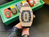 RMGR Richard Mille RM007 Automatic Diamonds Female RMWR4