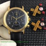 Replica Patek Philippe Working Chronograph Moonphase PPGR58