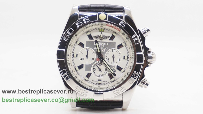 Breitling Chronomat Evolution Working Chronograph BGG80
