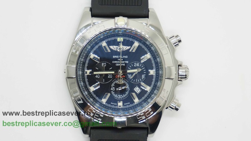 Breitling Chronomat Evolution Working Chronograph BGG196