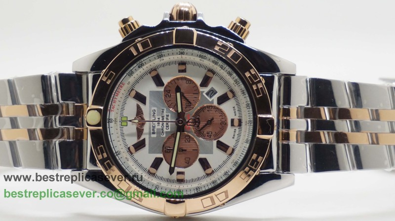 Breitling Chronomat Evolution Working Chronograph S/S BGG269