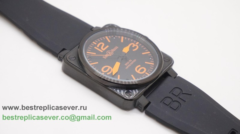 Bell & Ross BR01-92 Limited Edition Automatic BRG15
