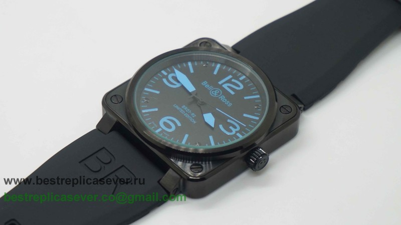 Bell & Ross BR01-92 Limited Edition Automatic BRG21