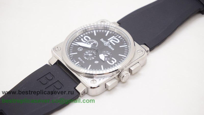 Bell & Ross BR01-94 Working Chronograph BRG22