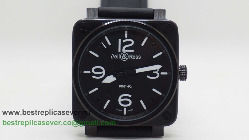 Bell & Ross BR01-92 Automatic BRG39