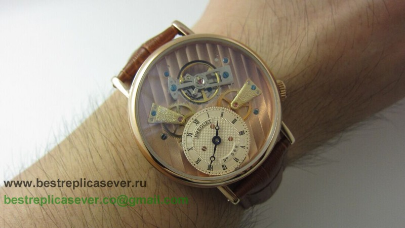 Breguet Automatic Tourbillon No.568 BTG30