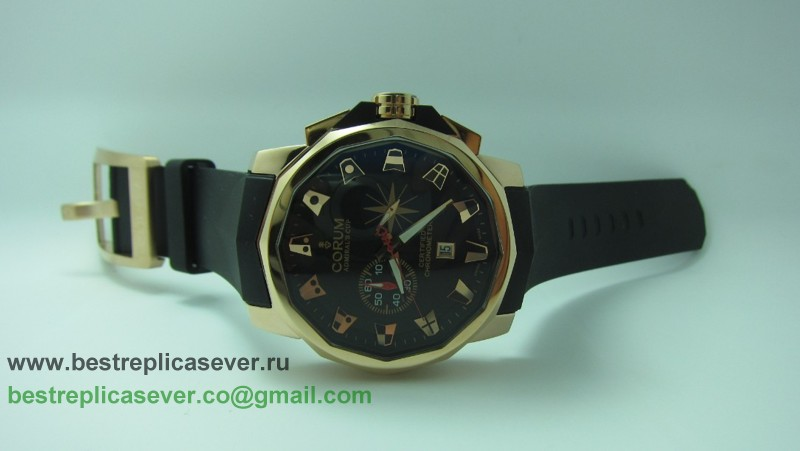 Corum Admiral's Cup Working Chronograph CMMRE31