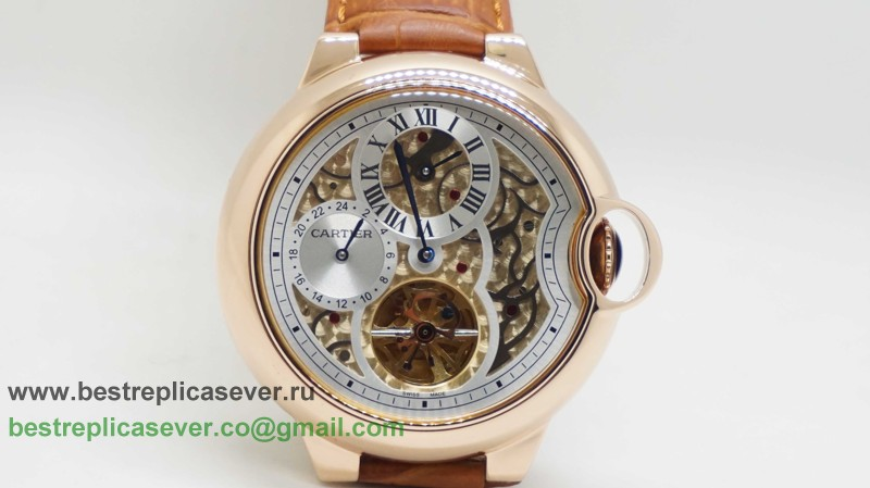 Cartier Ballon bleu de Cartier Automatic Tourbillon CRG104