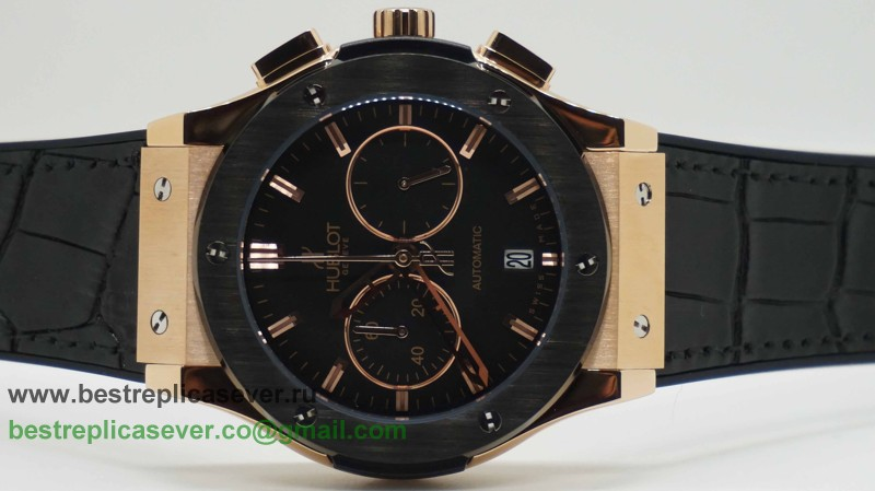 Hublot Big Bang Working Chronograph HTG32