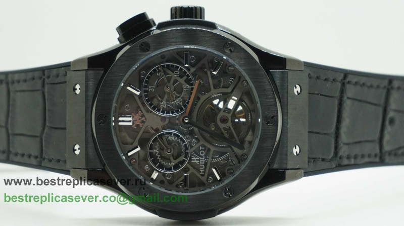 Hublot Automatic Skeleton HTG107