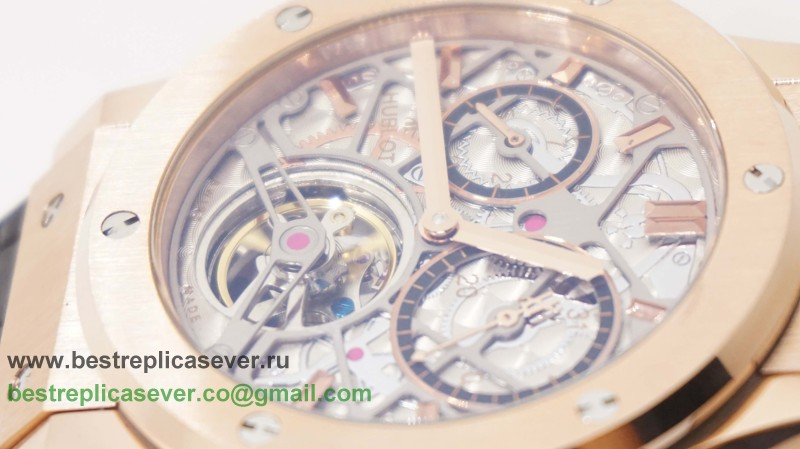 Hublot Automatic Skeleton HTG108