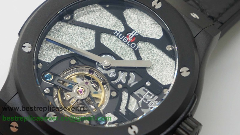 Hublot Automatic Tourbillon HTG82