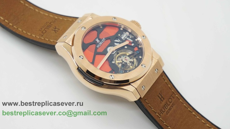 Hublot Automatic Tourbillon HTG83