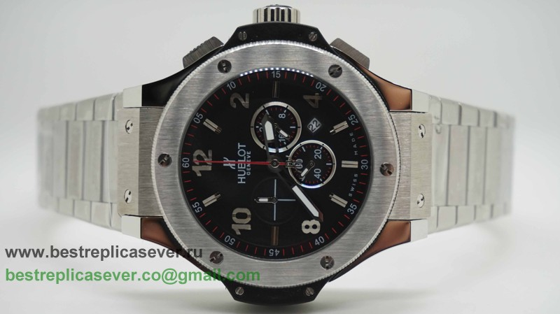 Hublot Big Bang King Working Chronograph S/S HTG84