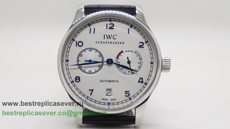 IWC Portuguese Working Power Reserve Automatic ICG21