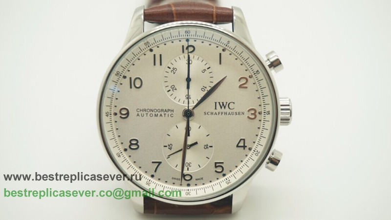 IWC Portugieser Working Chronograph ICG29