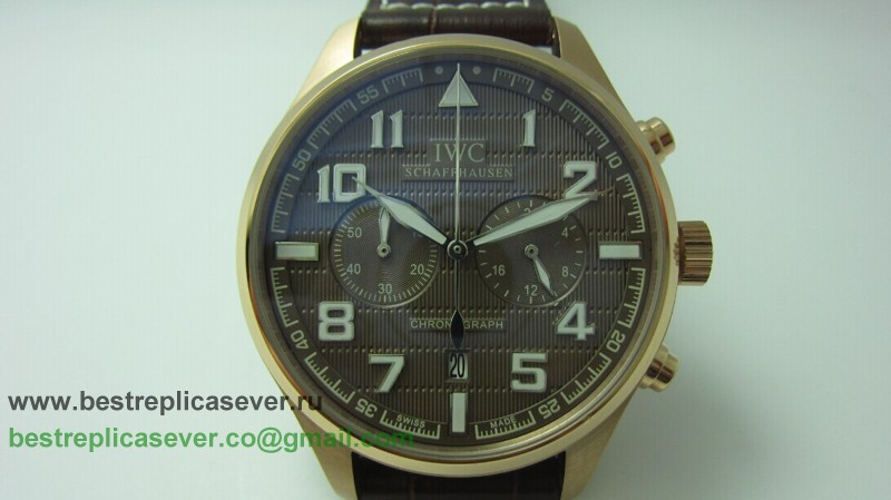 IWC Pilot Working Chronograph ICG103