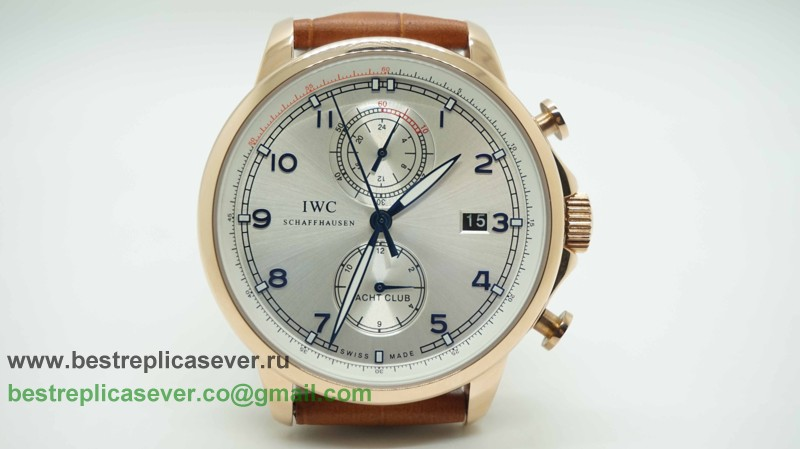 IWC Portugieser Two Time Zone Automatic ICG134