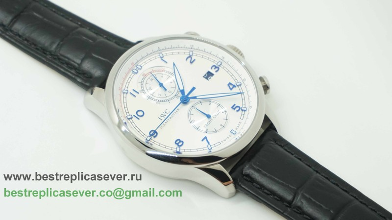 IWC Portuguese Two Time Zone Automatic ICG135