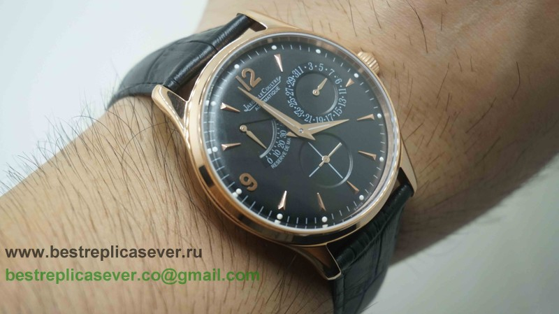 Jaeger LeCoultre Automatic Working Power Reserve JLG44