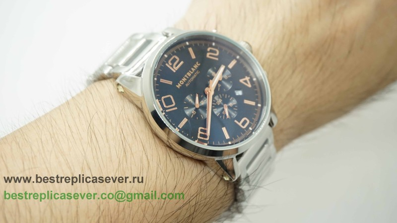 Montblanc Time Walker Automatic S/S MCG20
