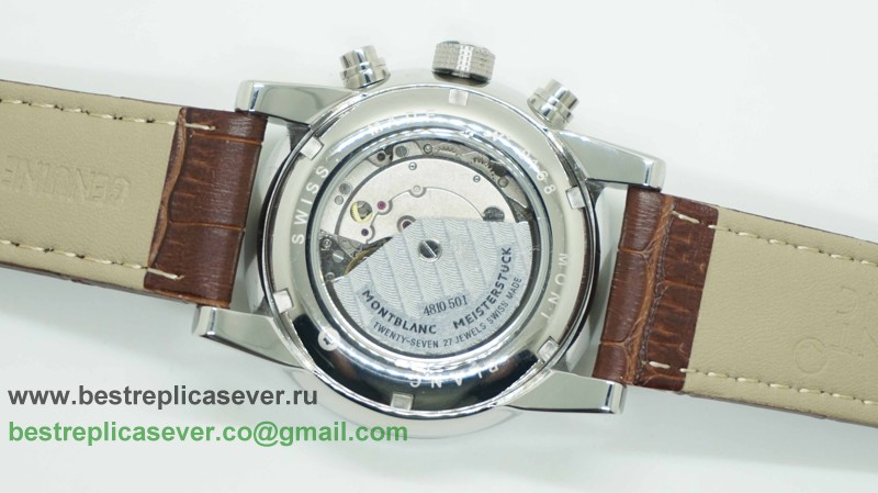 Montblanc Time Walker Automatic MCG23