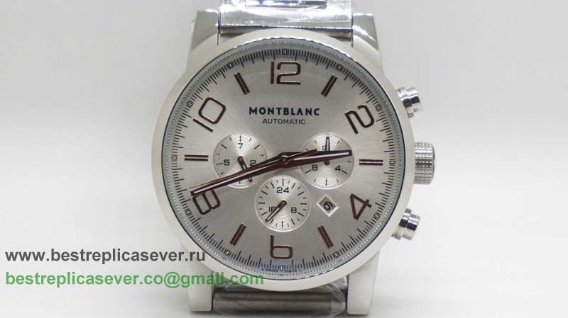 Montblanc Time Walker Automatic S/S MCG52