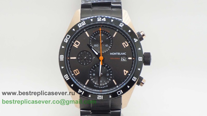 Montblanc Time Walker Working Chronograph MCG76