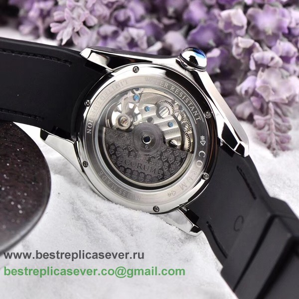 Replica Corum Bubble Automatic Tourbillon Skull CMGR03