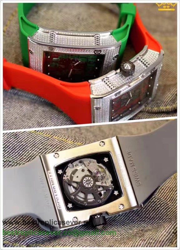 RMGR Richard Mille Automatic Diamonds RMGR09