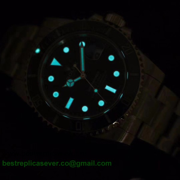 RXGR Rolex Submariner Swiss ETA 3135 Automatic RXGR21