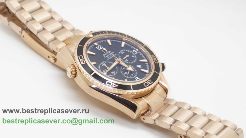 Omega Seamaster Working Chronograph S/S OAG78
