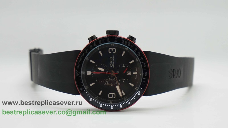 Oris Working Chronograph OSG6