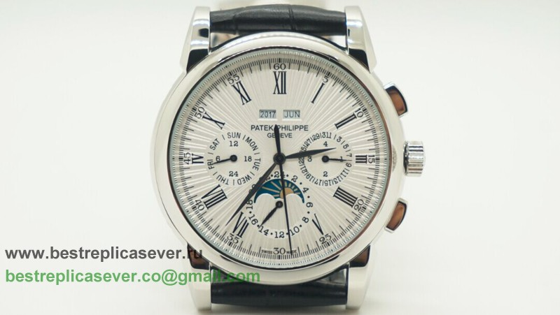 Patek Philippe Calendar Moonphase Automatic PPG14
